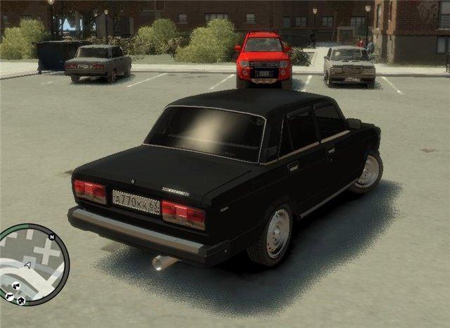 RUSSKIE-MAShINI-DLYa-GTA-SAN-ANDREAS. Русские машины для гта сан